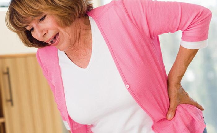 Loãng xương gây nhiều trở ngại trong cuộc sống