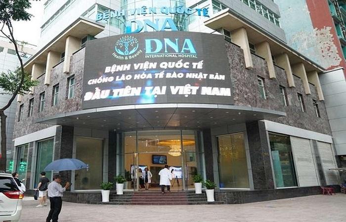 Bệnh viện quốc tế DNA