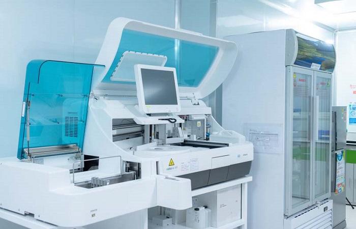 công nghệ tế bào gốc đầu tiên tại Việt Nam, bệnh viện Quốc tế DNA