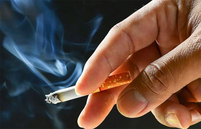 tác hại khói thuốc lá