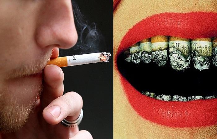 tác hại của hút thuốc lá