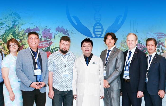 trung tâm tế bào gốc tại Bệnh viện quốc tế DNA