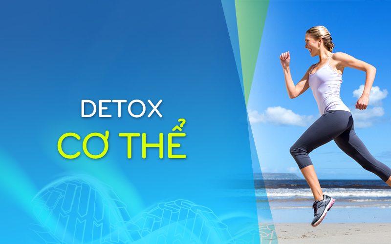 detox thanh lọc cơ thể, dna hospital