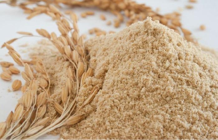 Cám gạo trong chăm sóc da mặt
