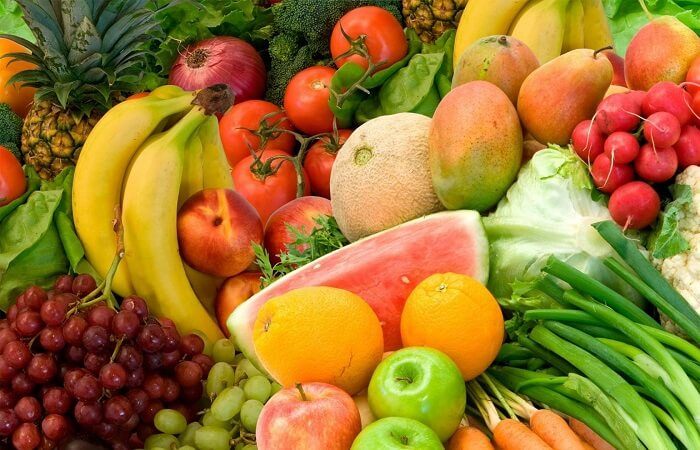 ăn nhiều rau củ