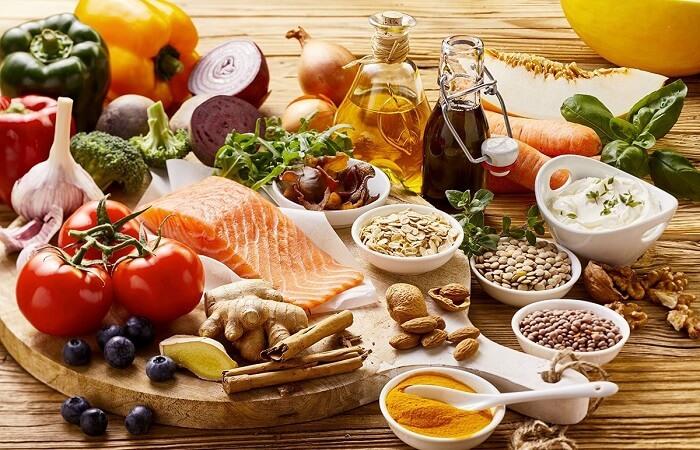 chế độ ăn uống làm ảnh hưởng đến màu da