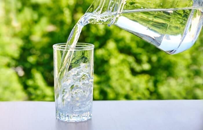 uống nước giúp giảm cân cho người đau dạ dày