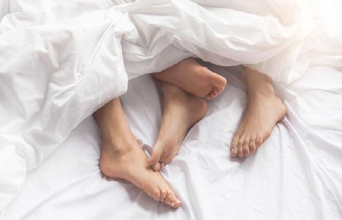giãn nở vùng kín cho quan hệ tình dục