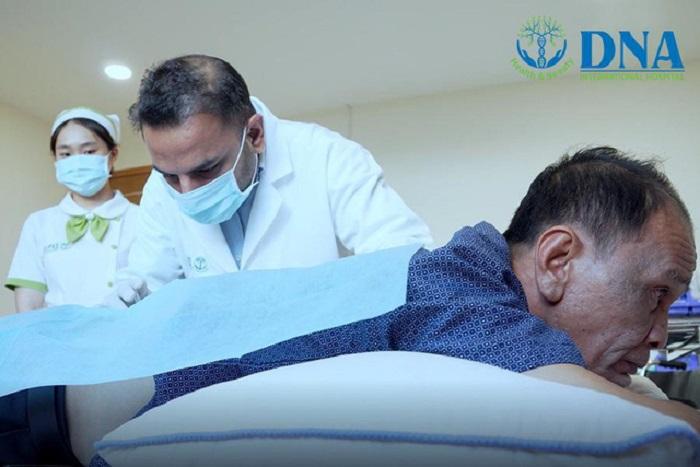 Điều trị xơ cứng bì tại Bệnh viện quốc tế DNA