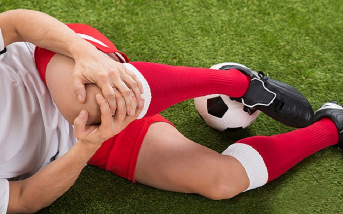 Vận động viên thể thao dễ bị viêm màng hoạt dịch