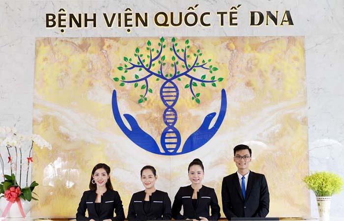 thanh lọc độc tố trong phổi, Happy Lung, Bệnh viện quốc tế DNA