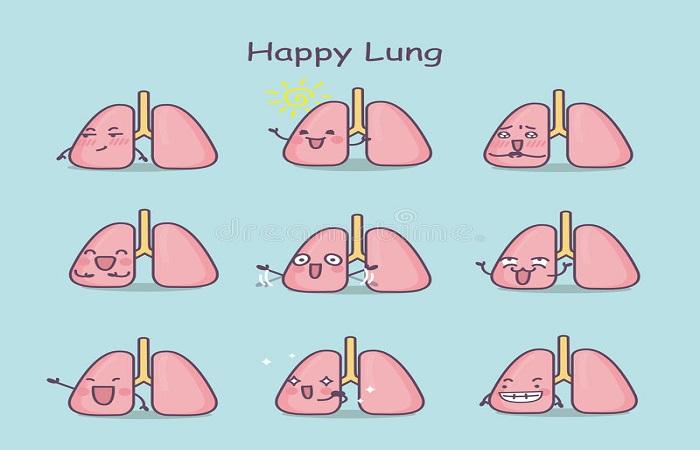 thanh lọc phổi, liệu trình thanh lọc phổi Happy Lung tại Bệnh viện quốc tế DNA