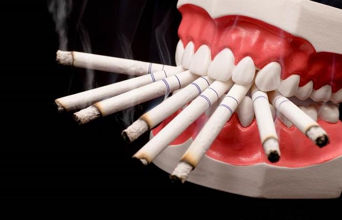 hệ lụy khói thuốc lá