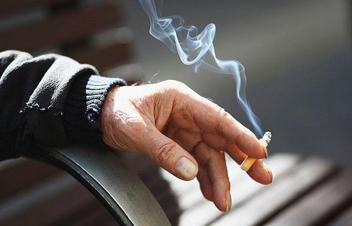 Khói thuốc lá gây bênh phổi