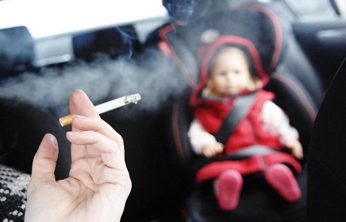 tác hại của khói thuốc lá, thuốc lá làm mắc các bệnh về tim ở trẻ