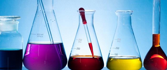 hóa chất, phẩm màu công nghiệp trong gel làm hồng vùng kín