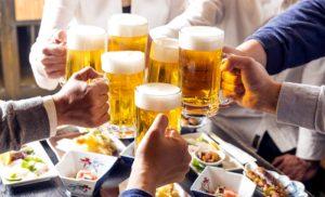 tác hại rượu bia