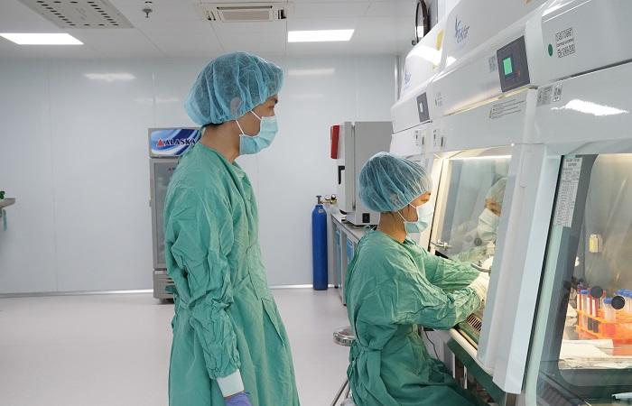 tế bào gốc, liệu trình se khít âm đạo