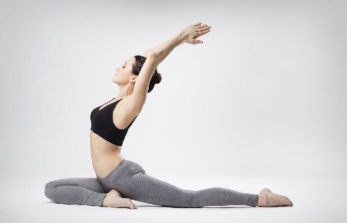 hiệu quả của bài tập yoga