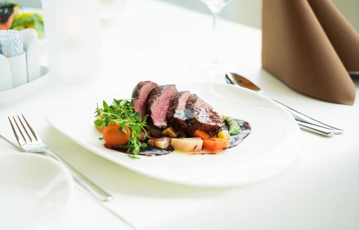 Thịt là thức ăn tốt cho giảm mỡ bụng