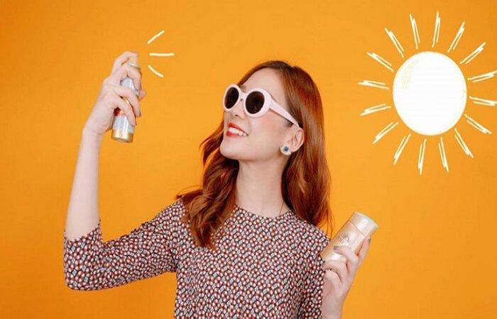 kem chống nắng