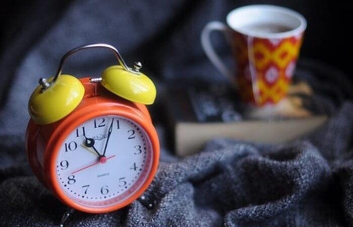 ngủ lúc 11h và đủ 7-8 tiếng mỗi ngày sẽ có lợi cho bạn