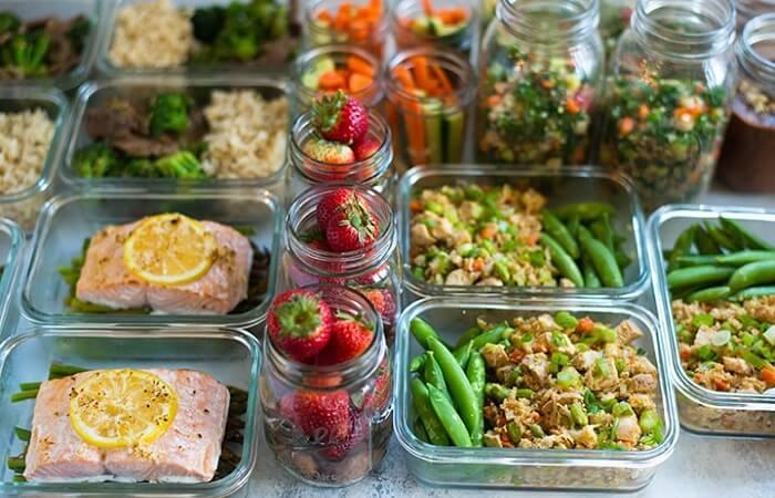 thay đổi chế độ ăn sẽ giúp bạn giảm cân